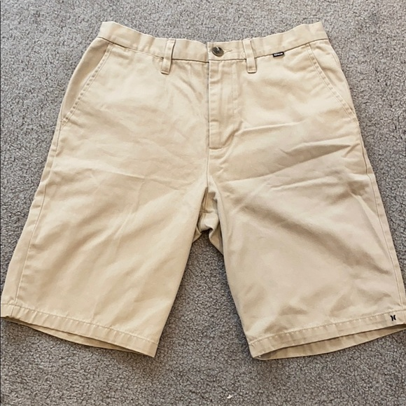 Hurley Other - Men's Hurley chino shorts